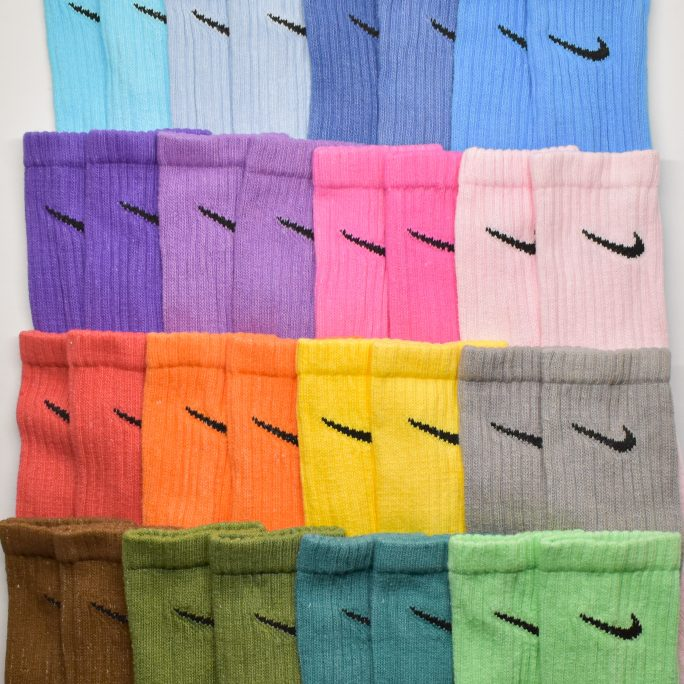 NIKE DYED SOCKS