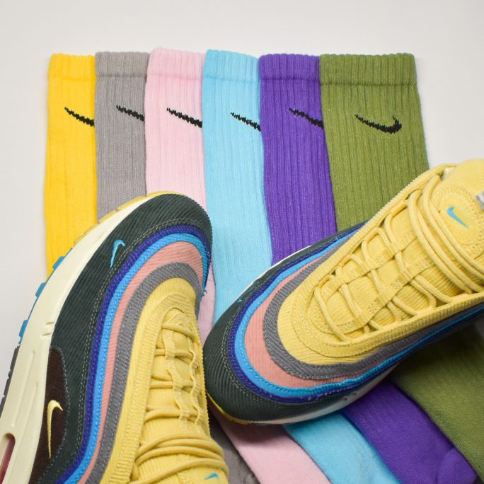 NIKE DYED SOCKS PACKS