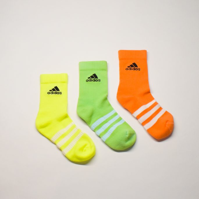 ADIDAS DYED SOCKS PACKS